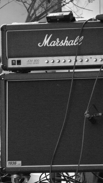 Marshall 1936 2x12 quarter stack