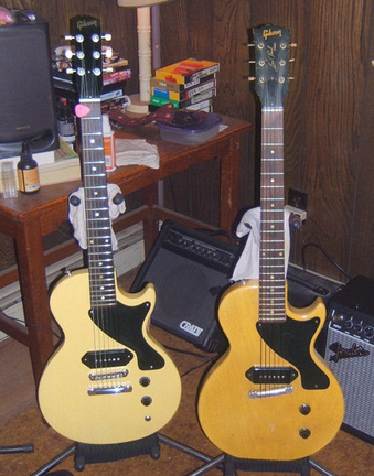 LP Melody Maker & 1957 LP Junior